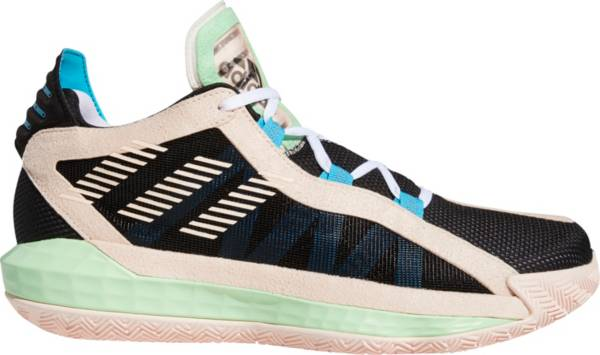 adidas Dame 6 Basketball Shoes product image