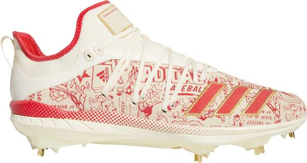adidas Men's adizero Afterburner 6 Grail Topps Baseball Cleats product image