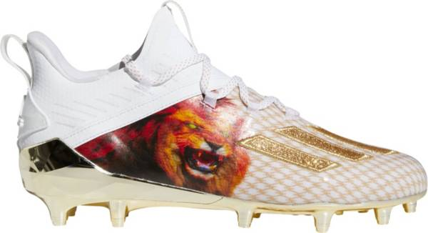 adidas Men's adizero X Anniversary 2.0 Lion Football Cleats product image
