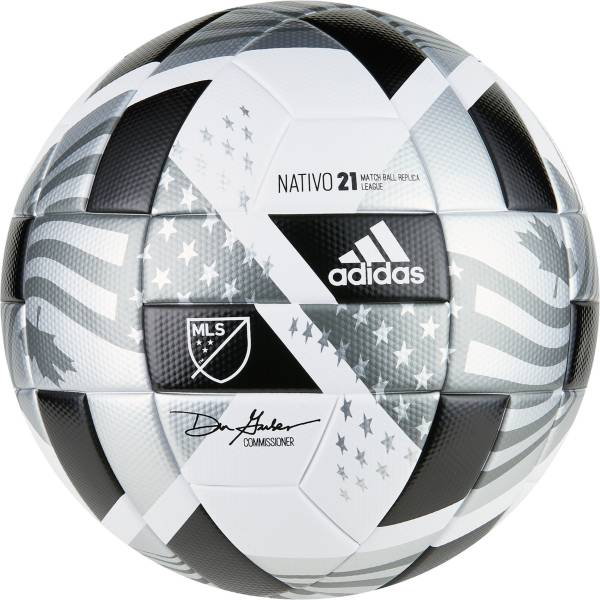 adidas MLS League Soccer Ball product image