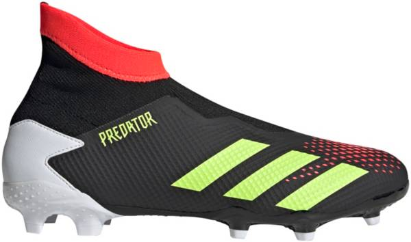 adidas Predator 20.3 FG Laceless Soccer Cleats product image