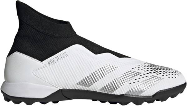 adidas Men's Predator 20.3 Turf Laceless Soccer Cleats product image