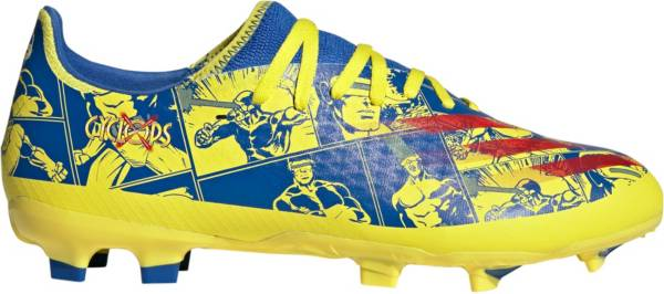 adidas X Ghosted.3 FG Soccer Cleats product image