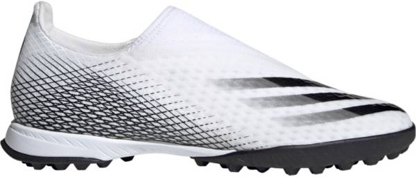 adidas Men's X Ghosted.3 Laceless Turf Soccer Cleats product image