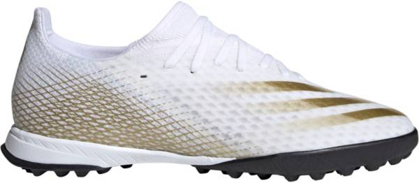 adidas Men's X Ghosted.3 Turf Soccer Cleats product image