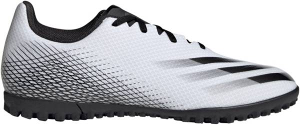 adidas Men's X Ghosted.4 Turf Soccer Cleats product image