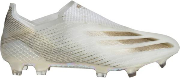 adidas Men's X Ghosted + Laceless FG Soccer Cleats product image