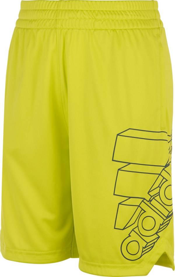 adidas Boys' AEROREADY 3D Outline Badge of Sport Shorts product image