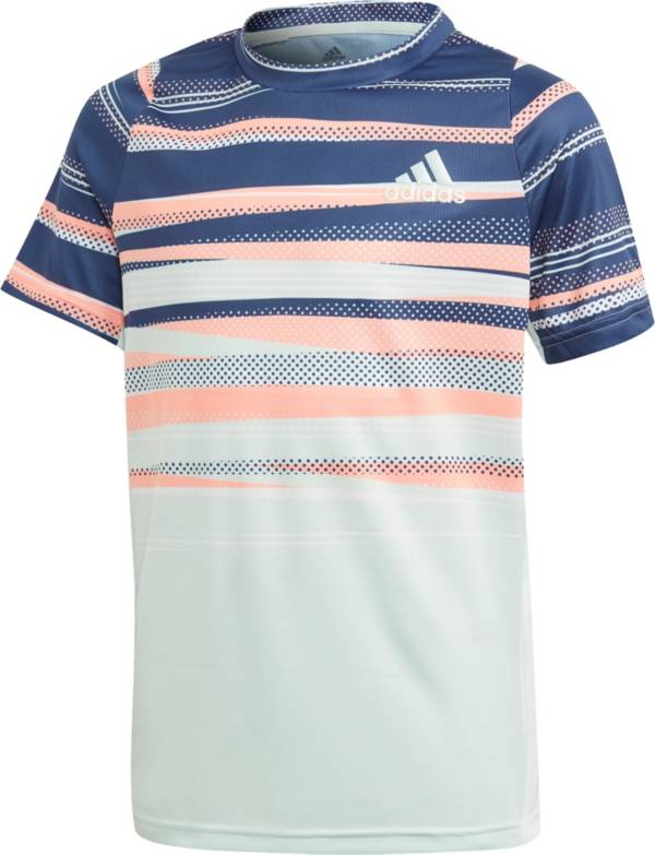 adidas Boys' Freelift Tennis T-Shirt product image