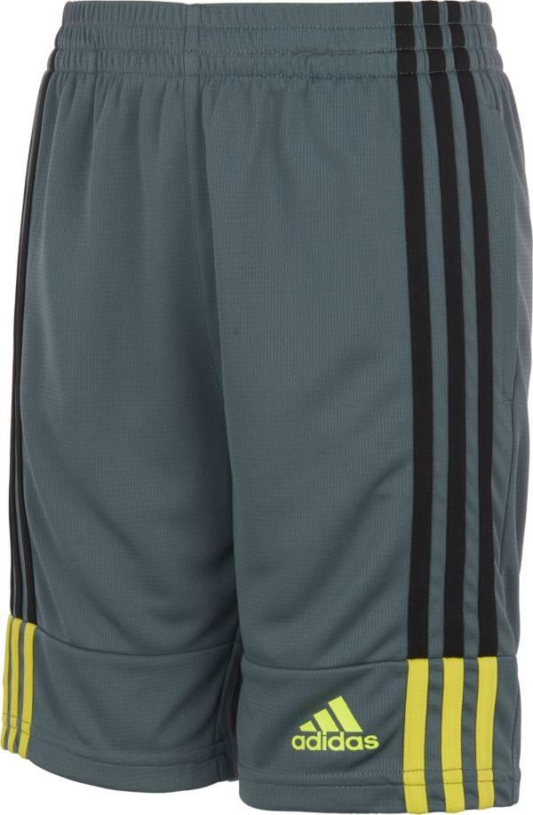 adidas Boys' Clashing 3-Stripes Shorts product image