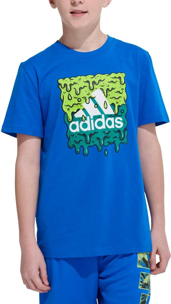 adidas Boys' Slime Graphic T-Shirt product image