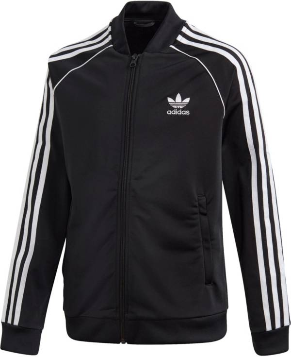 adidas Originals Boys' Track Jacket product image