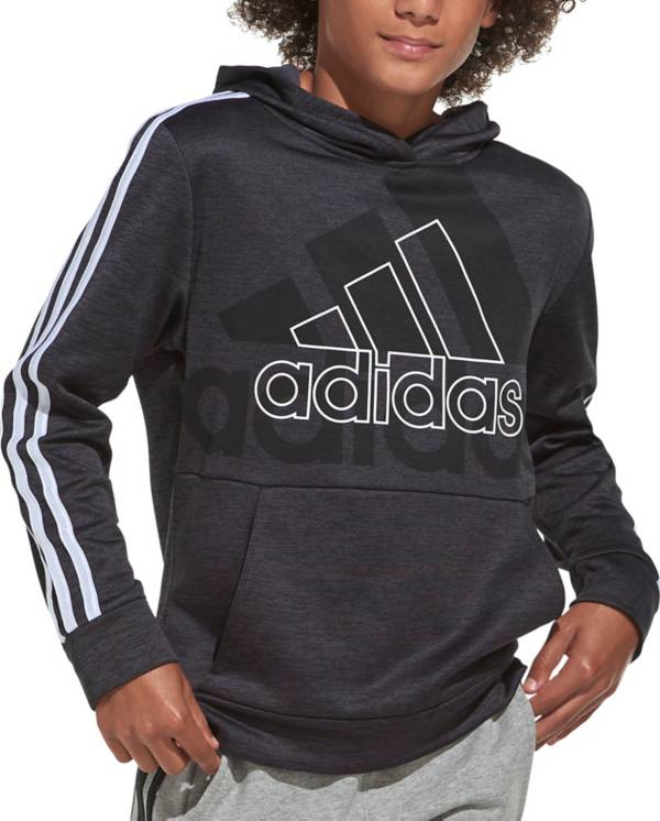 adidas Boys' Statement Badge of Sport Pullover Hoodie product image