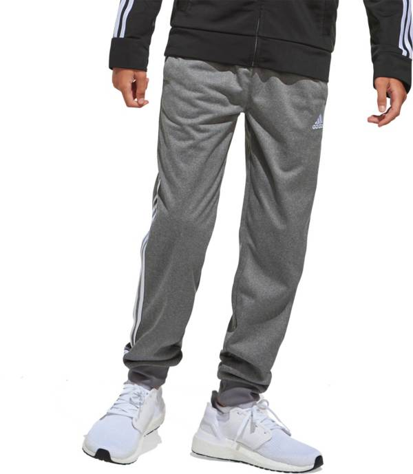 adidas Boys' 3-Stripes Tricot Joggers product image