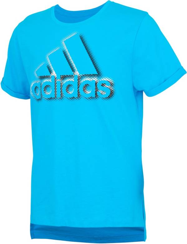 adidas Girls' Badge Of Sport Graphic Boxy T-Shirt product image