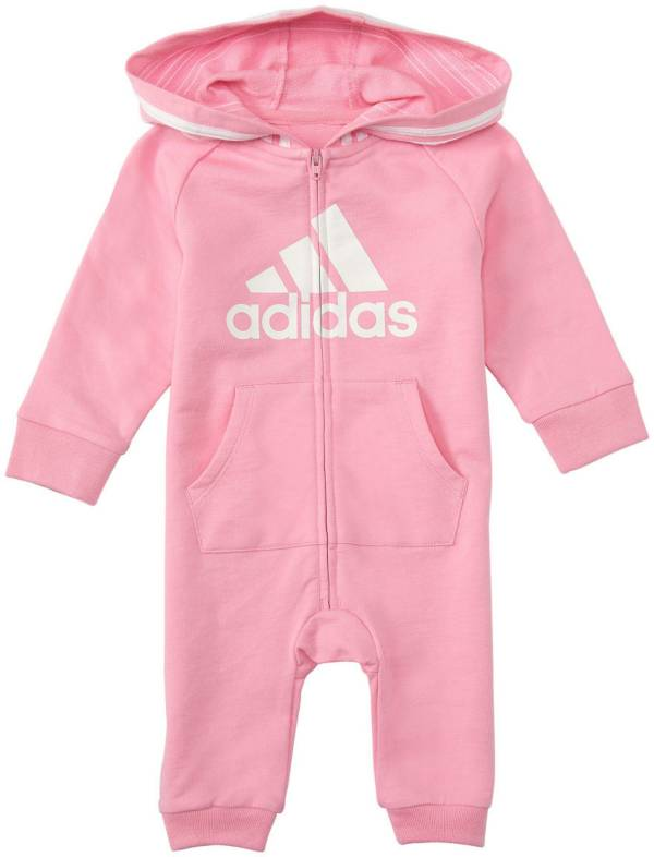 adidas Infant Girls' French Terry Onesie product image