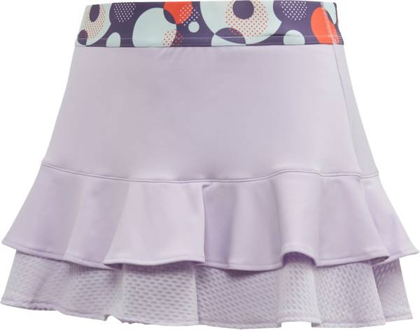 adidas Girls' Frill Tennis Skort product image