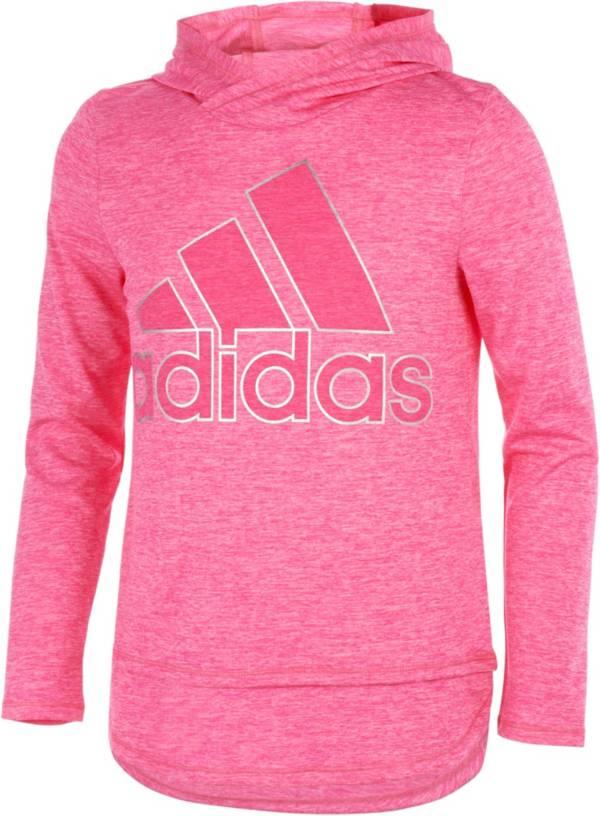 adidas Girls' Melange Hoodie product image