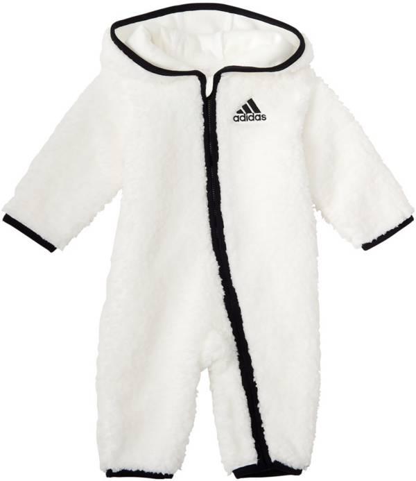 adidas Toddler Girls' Sherpa Hooded Onesie product image