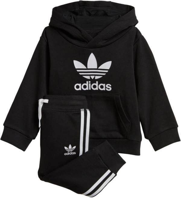 adidas Toddler Two-Piece Trefoil Hoodie Set product image