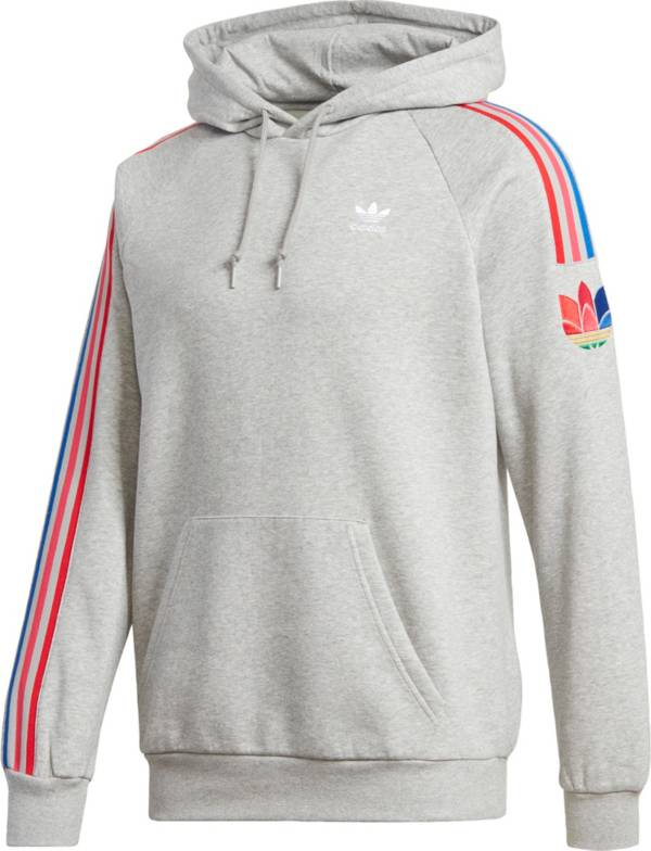 Correctamente estoy feliz Lágrimas  adidas Originals Men's 3D Trefoil 3-Stripes Hoodie | DICK'S Sporting Goods
