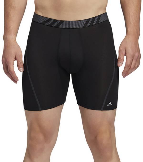 adidas Men's Sport Performance Mesh Boxer Briefs – 3 Pack product image