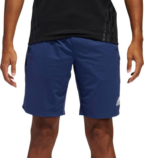 "adidas Men's 4K Sport Ultimate Knit 9"" Shorts product image"