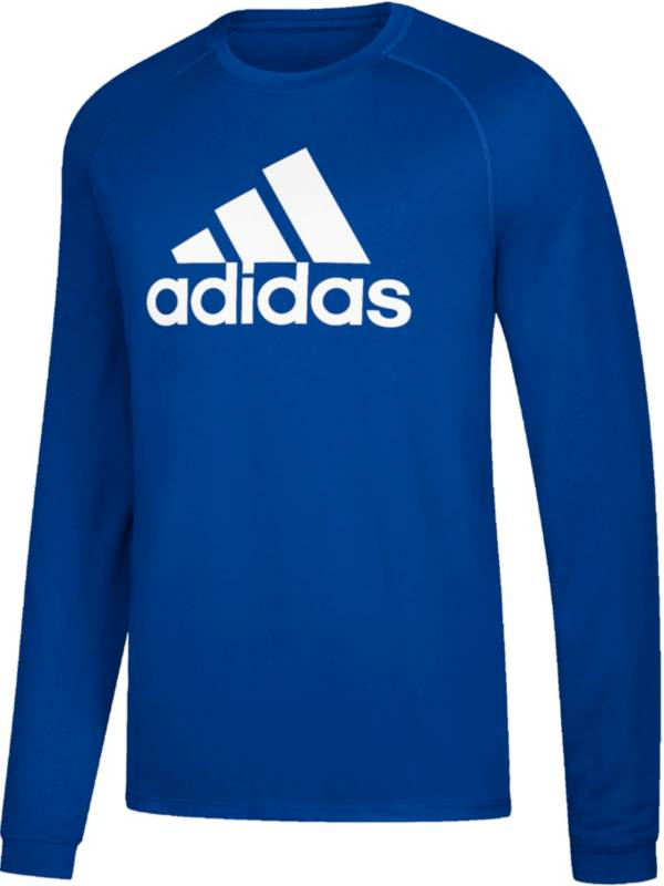 adidas Men's Badge of Sport Graphic Long Sleeve Shirt product image