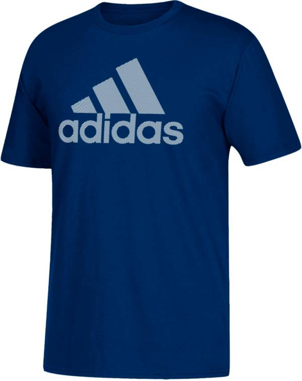 adidas Men's Badge of Sport Stripe Fill Graphic T-Shirt product image
