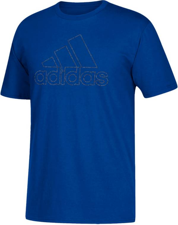adidas Men's Badge of Sport Tiny Type Graphic T-Shirt product image