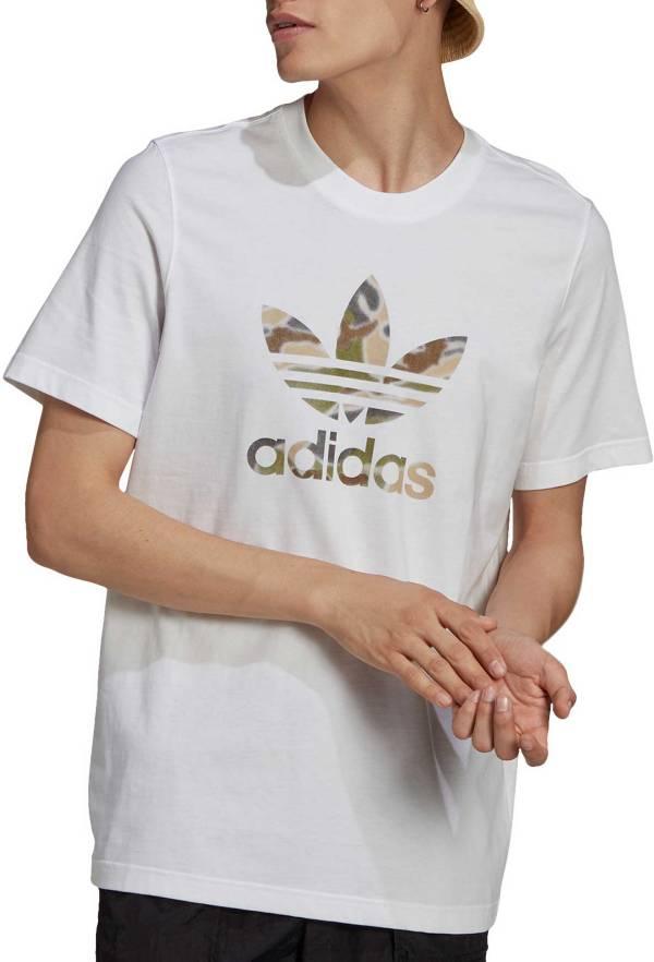 adidas Men's Camo Trefoil Tee product image