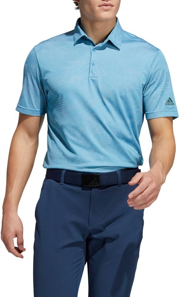 adidas Men's Camo Polo Shirt product image