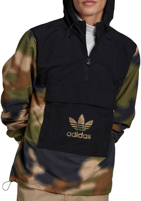adidas Men's Camo All Over Print Hoodie product image
