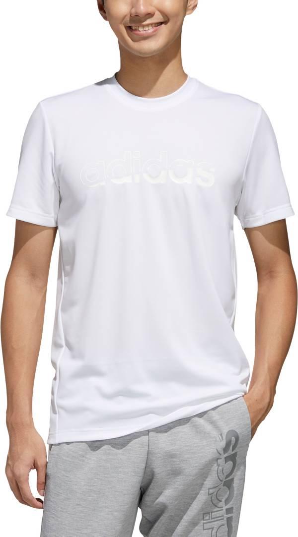 adidas Men's Designed 2 Move Branded Training T-Shirt product image
