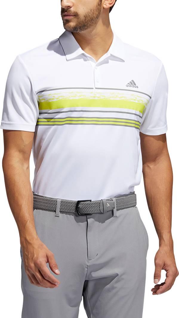 adidas Men's Drive Colorblock Polo Shirt product image
