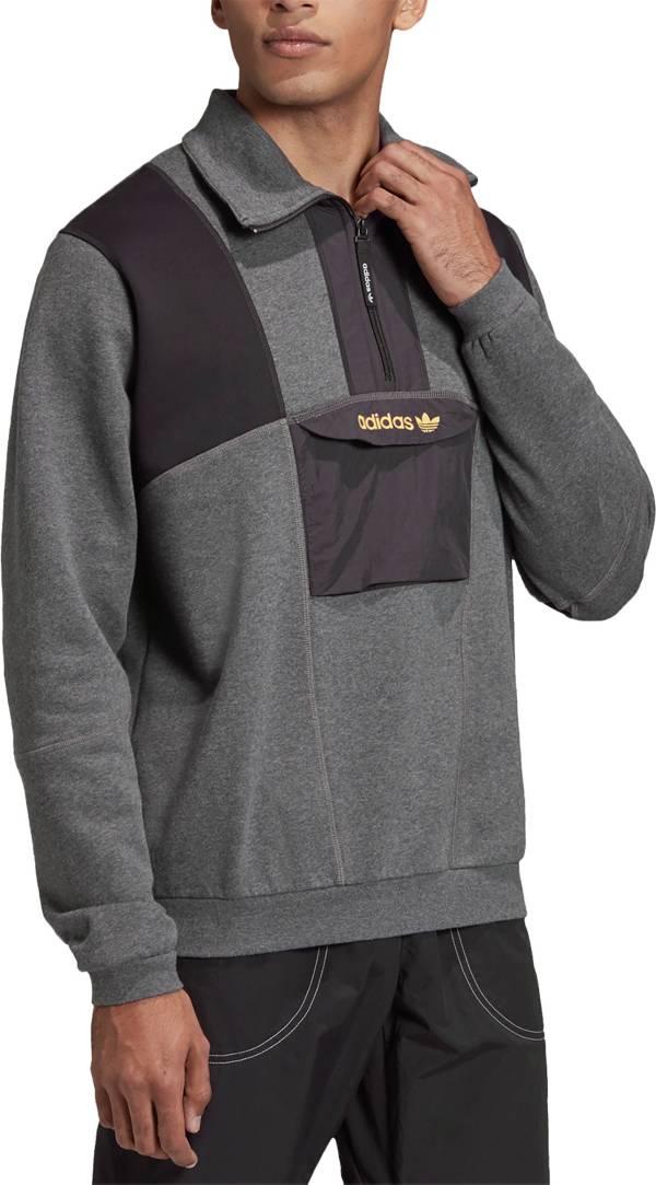 adidas Originals Men's Adventure Field ½ Zip Sweatshirt product image