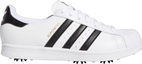 adidas Men's Superstar Golf Shoes product image