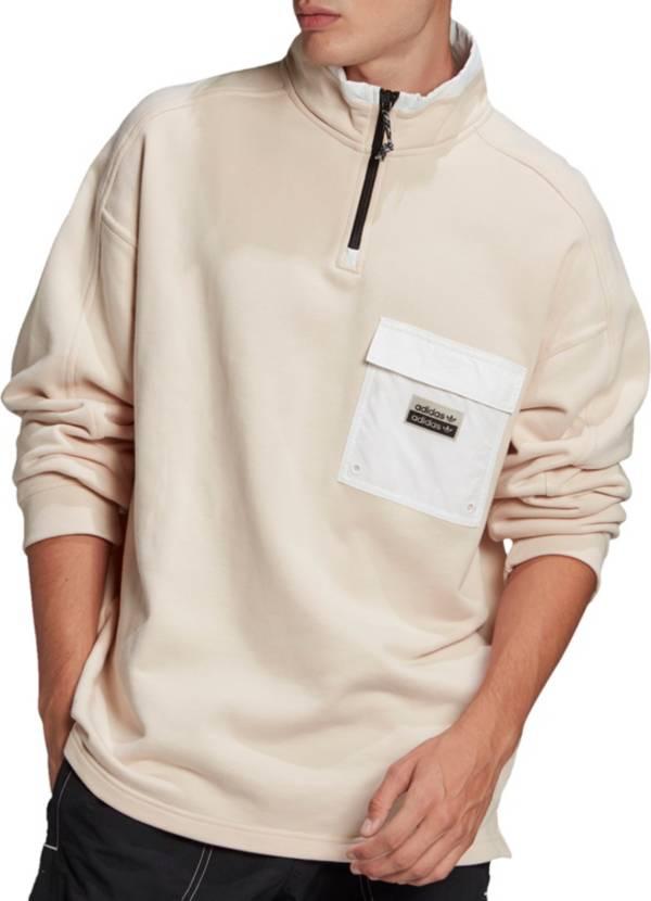 adidas Men's Utility 1/2 Zip Sweatshirt product image
