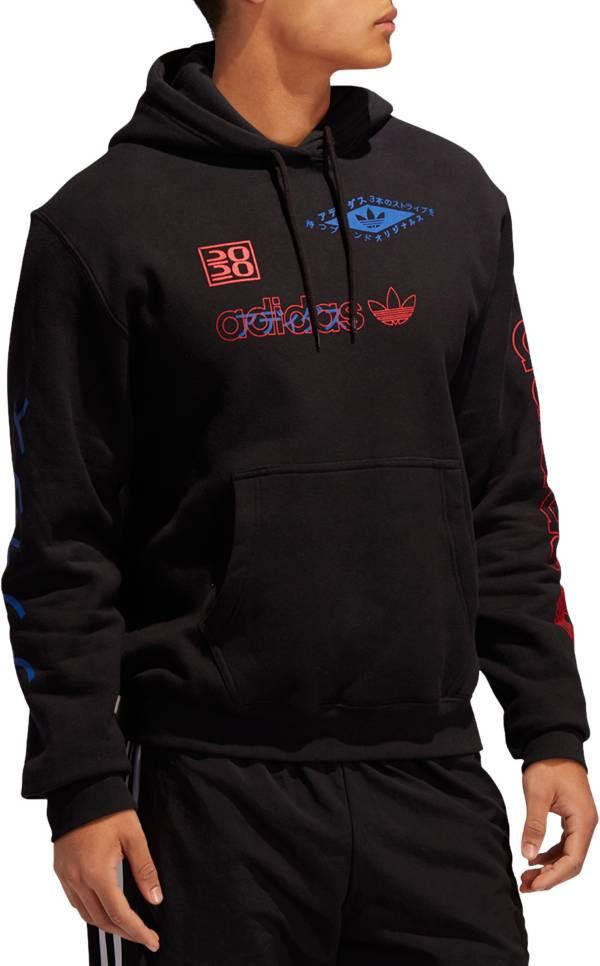 adidas Originals Men's Japan Multi Logo Hoodie product image