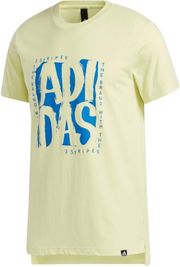 adidas Men's Lineage Split T-Shirt product image
