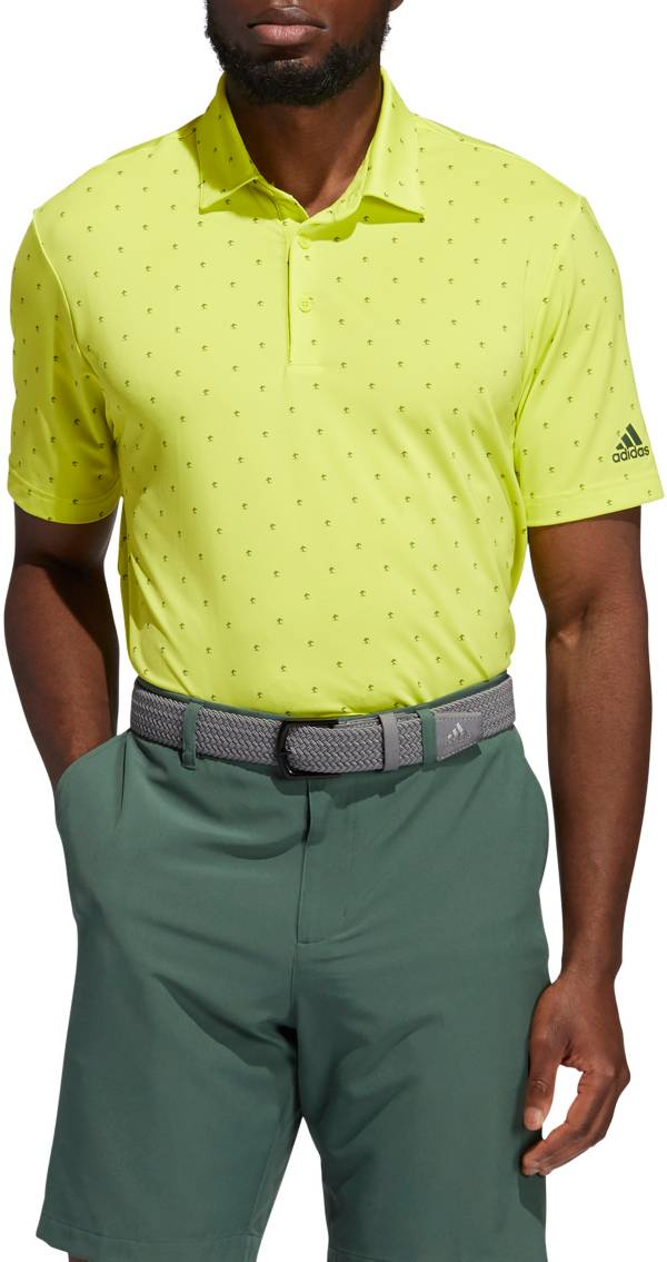 adidas Men's Ultimate Print Polo Shirt product image