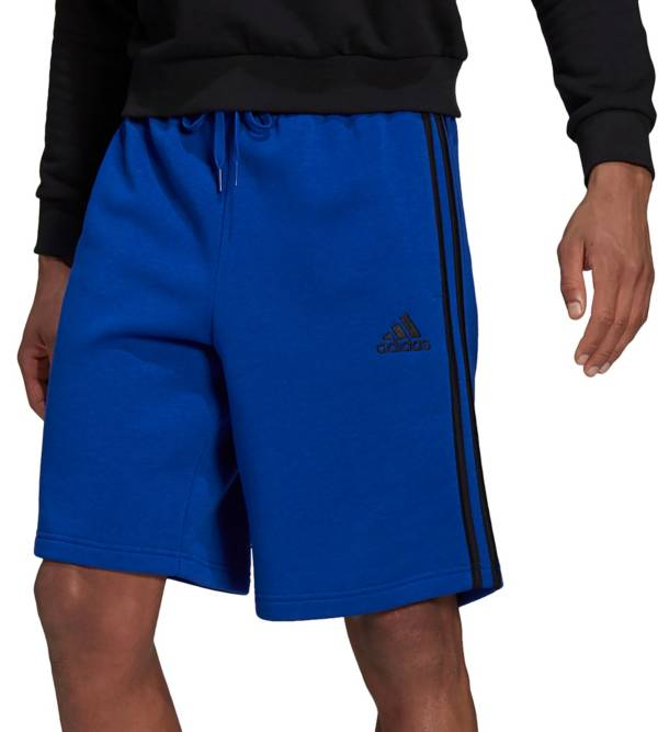 Adidas Men's Essentials Fleece 3-Striped Shorts product image