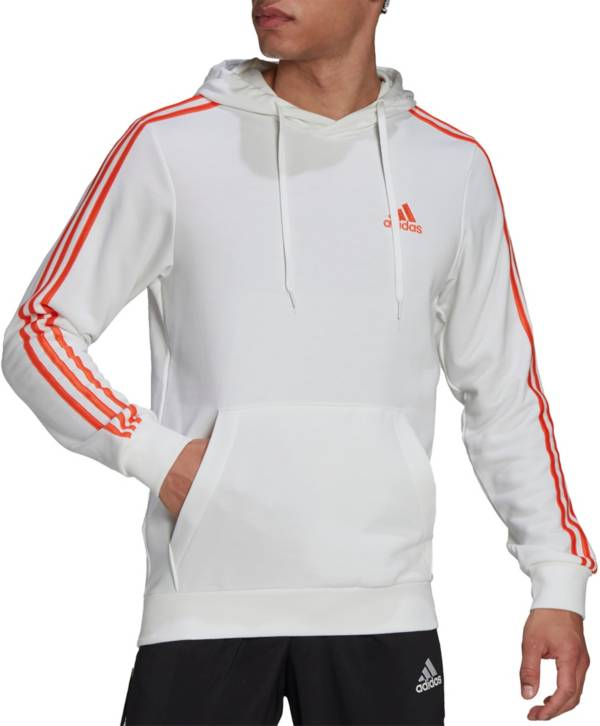 Adidas Men's Essentials 3-Stripes Hoodie product image