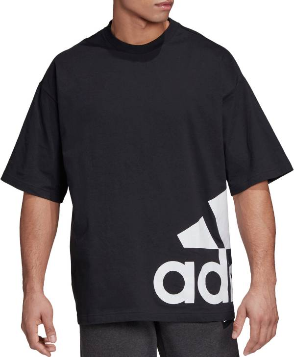 adidas Men's Modern Cut Badge of Sport Short Sleeve T-Shirt product image