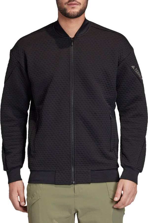 adidas Men's TERREX Hike Fleece Bomber Jacket product image