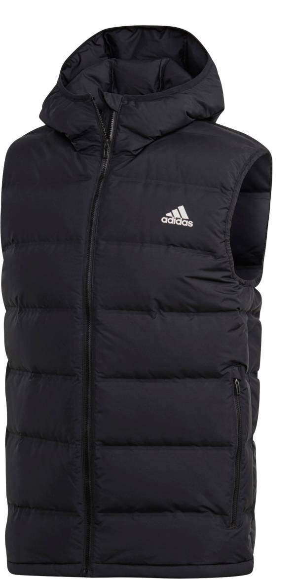 adidas Men's Helionic Down Hooded Vest product image