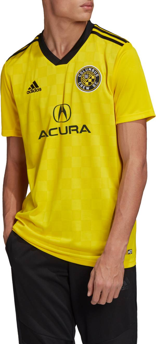 adidas Men's Columbus Crew '19 Primary Replica Jersey product image