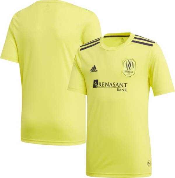 adidas Men's Nashville SC '20 Primary Authentic Jersey product image