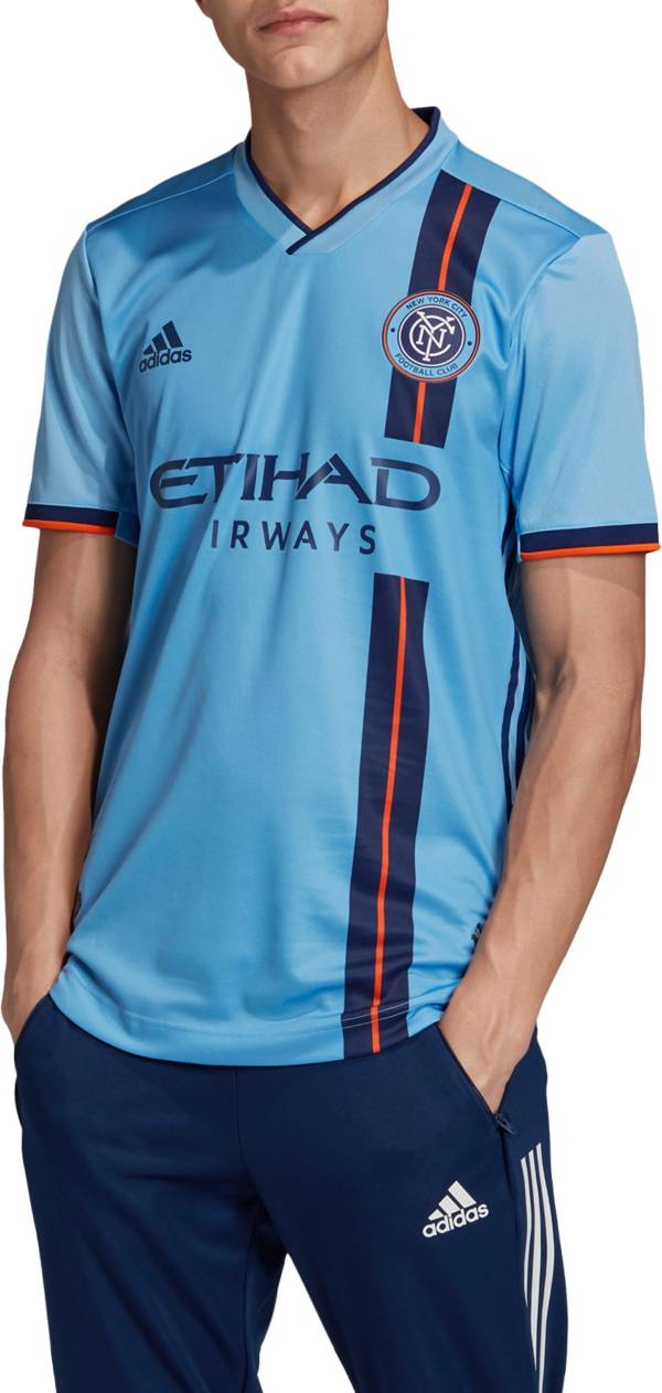 adidas Men's New York City FC '19 Primary Authentic Jersey product image