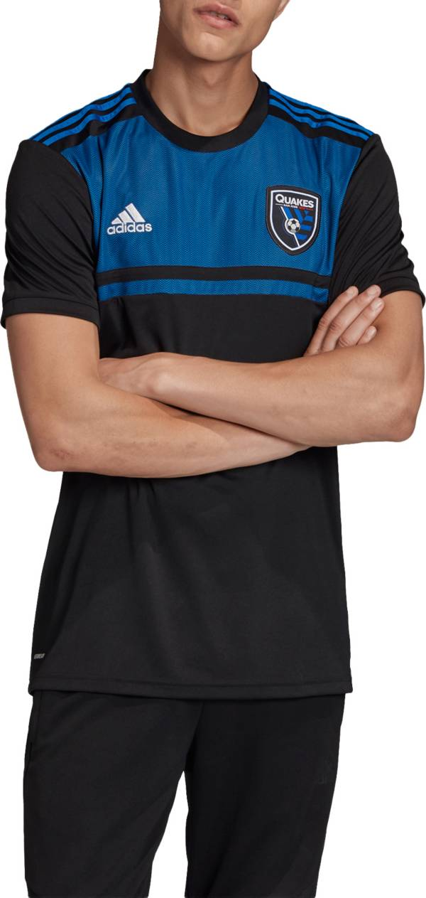 adidas Men's San Jose Earthquakes '19 Primary Replica Jersey product image